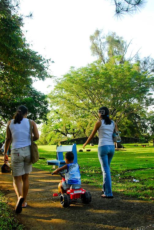 Parque Omar, Panama City, Panama