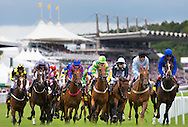 The Qatar Goodwood Festival, better known as Glorious Goodwood. Day Two.<br /> Picture date: Wednesday July 29, 2015.<br /> Photograph by Christopher Ison &copy;<br /> 07544044177<br /> chris@christopherison.com<br /> www.christopherison.com