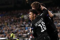 Real Madrid v Paris Saint-Germain - 14 February 2018