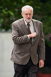 © Licensed to London News Pictures. 07/07/2015. London, UK. Labour MP JEREMY CORBYN. A church service held at St Paul's Cathedral In London on the 10th anniversary of the 7/7 bombings in London which killed 52 civilians and injured over 700 more.  Photo credit: Ben Cawthra/LNP