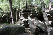 Felsen-Labyrinth bei Langenhennersdorf, Elbsandsteingebirge, Sächsische Schweiz, Sachsen, Deutschland | rocks Labyrinth near Langenhennersdorf, Saxon Switzerland, Saxony, Germany