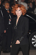 CANNES, FRANCE - JANUARY 22:  Mylene Farmer attends the NRJ Music Awards 2011 on January 22, 2011 in Cannes, France.  (Photo by Tony Barson/WireImage)