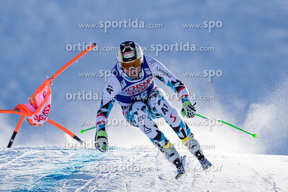 03.12.2016, Val d Isere, FRA, FIS Weltcup Ski Alpin, Val d Isere, Abfahrt, Herren, im Bild Hannes Reichelt (AUT) // Hannes Reichelt of Austria in action during the race of men's Downhill of the Val d'Isere FIS Ski Alpine World Cup. Val d'Isere, France on 2016/12/03. EXPA Pictures © 2016, PhotoCredit: EXPA/ Johann Groder