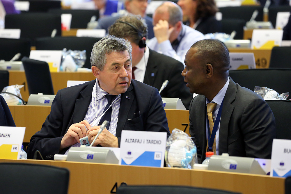 11 May 2017, 123rd Plenary Session of the European Committee of the Regions <br /> Belgium - Brussels - May 2017 <br /> <br /> &copy; European Union / Patrick Mascart