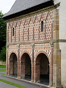 Kloster Lorsch, Königshalle, UNESCO Weltkulturerbe, Hessen, Deutschland | Lorsch Abbey, King's Hall, a UNESCO World Heritage Site, Hessen, Germany