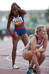 FRANCOIS-ELIE Mandy, FRA, 200m, T37, 2013 IPC Athletics World Championships, Lyon, France