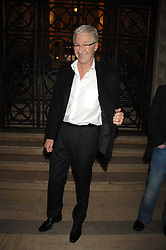 PAUL O'GRADY at the M.A.C. Viva Glam party featuring a performance by Dita Von Teese of 'Lipteese' held at the Bloomsbury Ballroom, Victoria House, Bloomsbury Square, London on 27th June 2007.<br />