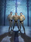 Army Water Polo Team <br />