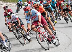30.05.2019, Santa Maria di Sala, ITA, Giro d Italia 2019, 18. Etappe, Valdaora, Olang - Santa Maria di Salaz (222 km), im Bild Marco Haller (AUT, Team Katusha - Alpecin) // Marco Haller of Austria (Team Katusha - Alpecin) during stage 18 of the 102nd Giro d'Italia cycling race from Valdaora, Olang - Santa Maria di Sala(222 km) Santa Maria di Sala, Italy on 2019/05/30. EXPA Pictures © 2019, PhotoCredit: EXPA/ Reinhard Eisenbauer