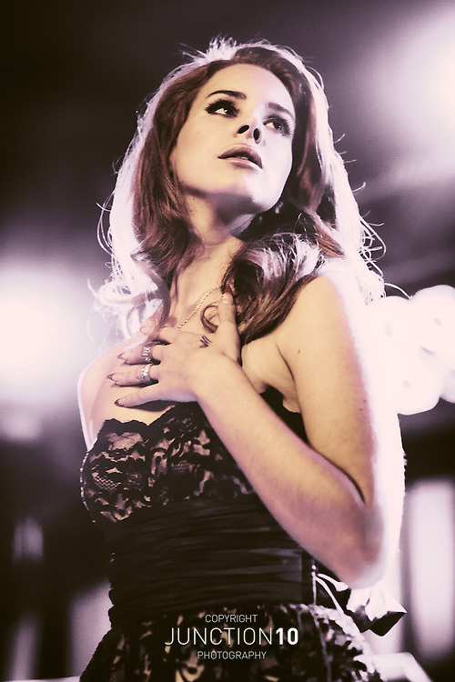 Lana Del Rey performs in concert at the HMV Institute - Birmingham, United Kingdom<br /> Picture Date: 17 November, 2011