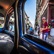 03/11/2017  OLD HAVANA, CUBA    The street is filled with pedestrians in Old Havana, Cuba.  (Aram Boghosian for The New Orleans Advocate)