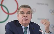 IOC executive board meeting - 03 May 2018