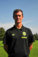 Stephane WIERTELAK - 15.09.2014 - Photo officielle Nantes - Ligue 1 2014/2015<br /> Photo : Philippe Le Brech / Icon Sport