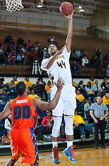 2014-15 A&T Men's Basketball vs Savannah State
