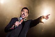 Lionel Richie live at Punchestown Racecourse