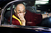 The Dalai Lama visits Ottawa, April 2004, hosted by the Canada Tibet Committee.