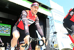 John Degenkolb (GER) Trek-Segafredo at sign on before the 2019 E3 Harelbeke Binck Bank Classic 2019 running 203.9km from Harelbeke to Harelbeke, Belgium. 29th March 2019.<br /> Picture: Eoin Clarke | Cyclefile<br /> <br /> All photos usage must carry mandatory copyright credit (© Cyclefile | Eoin Clarke)