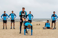 BERGEN AAN ZEE - 25-07-2016, strandtraining AZ, Niels Kok
