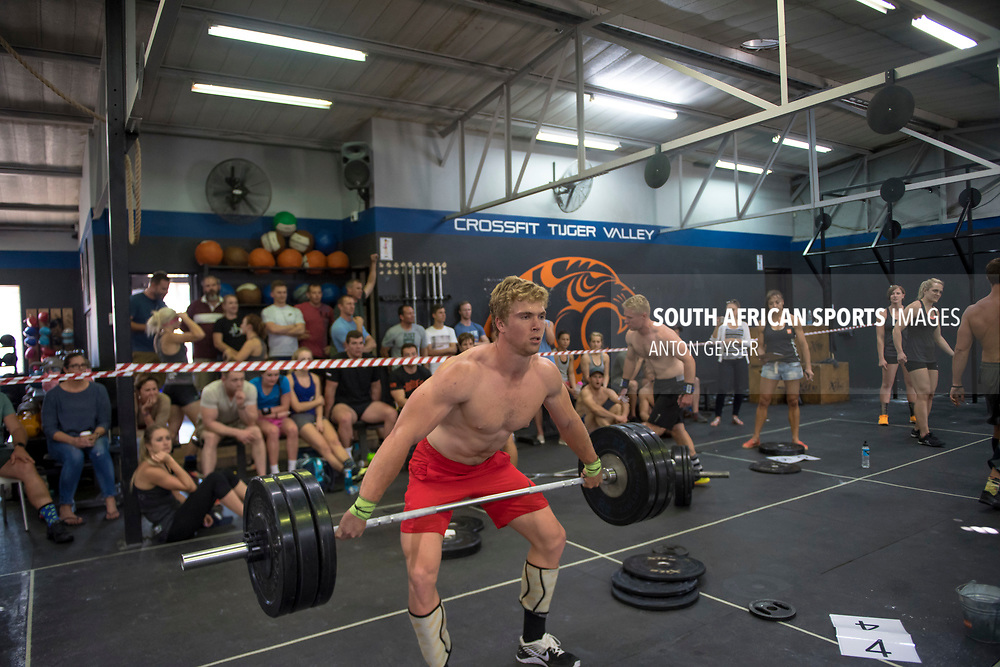 PRETORIA, SOUTH AFRICA - DECEMBER 02:  during the The Big Box CFTV Grand Prix at CrossFit Tijger Valley on December 02, 2017 in Pretoria, South Africa. (Photo by Anton Geyser/Gallo Images)