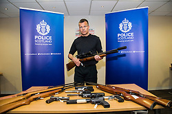 Pictured: Assistant Chief Constable Mark Williams <br /> Assistant Chief Constable Mark Williams today unveiled details of the three-week drive along with the designated stations where unwanted weapons can be handed in for secure disposal. <br /> <br /> Ger Harley | EEm 19 May  2016