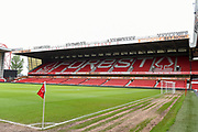 General view of the City Ground, home to Nottingham Forest during the U23 Professional Development League Play-Off Final match between Nottingham Forest and Bolton Wanderers at the City Ground, Nottingham, England on 4 May 2018. Picture by Jon Hobley.