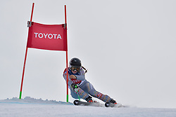 SMARZOVA Petra LW6/8-2 SVK at 2018 World Para Alpine Skiing World Cup, Veysonnaz, Switzerland