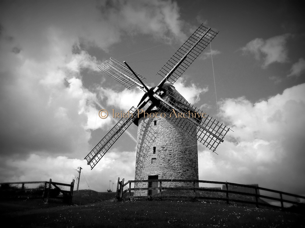 The Small Windmill, Skerries, Co. Dublin, 1525