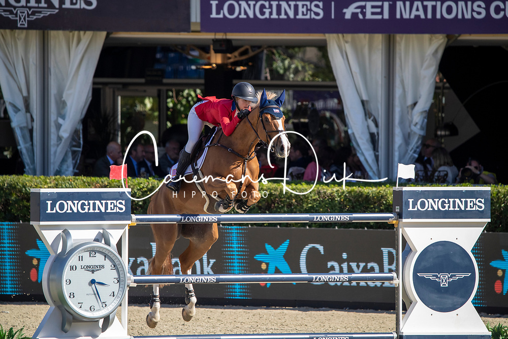 Jobs Eve, USA, Venue d'Fees des Hazalles<br /> FEI Jumping Nations Cup Final<br /> Barcelona 2019<br /> © Hippo Foto - Dirk Caremans<br />  03/10/2019