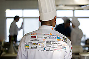 Belo Horizonte_MG, Brasil...Chef de cozinha Andre de Melo cozinhando para o festival de gastronomia Sabor e Saber...The chef Andre de Melo cooking for the gastronomy festival Sabor e Saber...FOTO: BRUNO MAGALHAES / NITRO