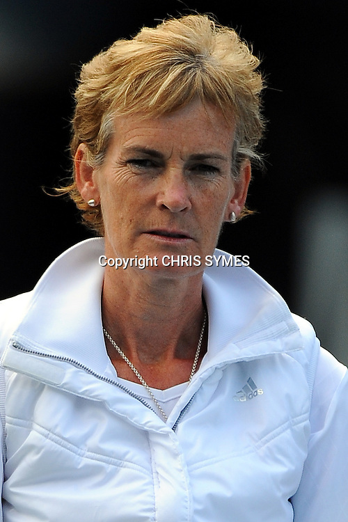 Judy Murray during the ASB Tennis Classic Women`s International Day 3. ASB Tennis Centre, Auckland, New Zealand. Wednesday 2 January 2013. Photo: Chris Symes/www.photosport.co.nz