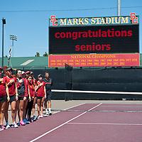 W Tennis V ASU gallery