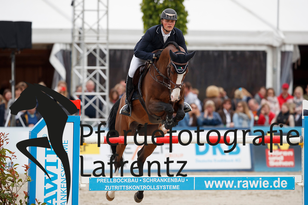 TEBBEL Maurice (GER), Qualitaet<br /> Hagen - Horses and Dreams meets the Royal Kingdom of Jordan 2018<br /> Finale Mittlere Tour<br /> 29. April 2018<br /> www.sportfotos-lafrentz.de/Stefan Lafrentz
