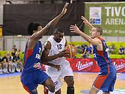 DESCRIZIONE : Lubiana Ljubliana Slovenia Eurobasket Men 2013 Preliminary Round Belgio Francia Belgium France<br /> GIOCATORE : Wen Mukubu<br /> CATEGORIA : palleggio dribble<br /> SQUADRA : Belgio Belgium<br /> EVENTO : Eurobasket Men 2013<br /> GARA : Belgio Francia Belgium France<br /> DATA : 09/09/2013 <br /> SPORT : Pallacanestro <br /> AUTORE : Agenzia Ciamillo-Castoria/T.Wiedensohler<br /> Galleria : Eurobasket Men 2013<br /> Fotonotizia : Lubiana Ljubliana Slovenia Eurobasket Men 2013 Preliminary Round Belgio Francia Belgium France<br /> Predefinita :