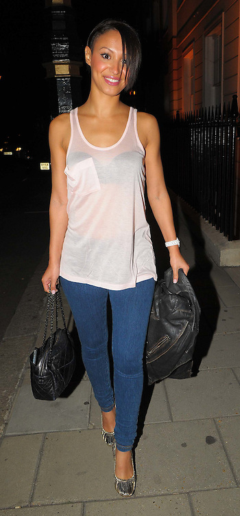 17.AUGUST.2009 - LONDON<br /> <br /> AMELLE FROM THE SUGARBABES LEAVING THE PUNCHBOWL PUB, MAYFAIR WITH A FRIEND.<br /> <br /> BYLINE: EDBIMAGEARCHIVE.COM<br /> <br /> *THIS IMAGE IS STRICTLY FOR UK NEWSPAPERS & MAGAZINES ONLY*<br /> *FOR WORLDWIDE SALES & WEB USE PLEASE CONTACT EDBIMAGEARCHIVE - 0208 954 5968*