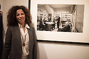 HANIA FARRELL, Private view of the Taylor Wessing Portrait prize, National Portrait Gallery, London.  15 November 2016
