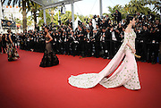 FAN BINGBING  - OPENING THE 68th CANNES FILM FESTIVAL - RED CARPET ' HIGH HEAD '<br /> ©Exclusivepix Media