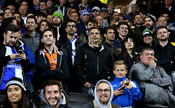 Wael Al-Qadi president of Bristol Rovers FC watches his sides fixture with Milton Keynes Dons with the Bristol Rovers fans - Mandatory by-line: Robbie Stephenson/JMP - 18/10/2016 - FOOTBALL - Stadium MK - Milton Keynes, England - Milton Keynes Dons v Bristol Rovers - Sky Bet League One