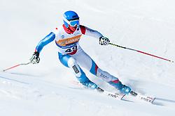 THOMAS Hugo, SUI, Giant Slalom, 2013 IPC Alpine Skiing World Championships, La Molina, Spain