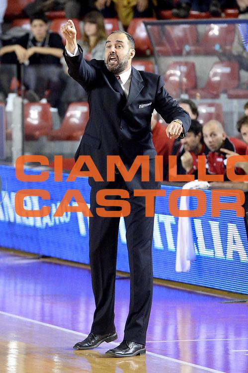 DESCRIZIONE : Roma Lega serie A 2013/14 Acea Virtus Roma Giorgio Tesi Group Pistoia<br /> GIOCATORE : moretti paolo<br /> CATEGORIA : curiosit&agrave;<br /> SQUADRA : Acea Virtus Roma Giorgio Tesi Group Pistoia<br /> EVENTO : Campionato Lega Serie A 2013-2014<br /> GARA : Acea Virtus Roma Giorgio Tesi Group Pistoia<br /> DATA : 26/04/2014<br /> SPORT : Pallacanestro<br /> AUTORE : Agenzia Ciamillo-Castoria/M.Greco<br /> Galleria : Lega Seria A 2013-2014<br /> Fotonotizia : Roma Lega serie A 2013/14 Acea Virtus Roma Giorgio Tesi Group Pistoia<br /> Predefinita :