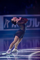 KELOWNA, BC - OCTOBER 24:  Ladies competitor Gabrielle Daleman of Canada performs during the gala of Skate Canada International at Prospera Place on October 24, 2019 in Kelowna, Canada. (Photo by Marissa Baecker/Shoot the Breeze)