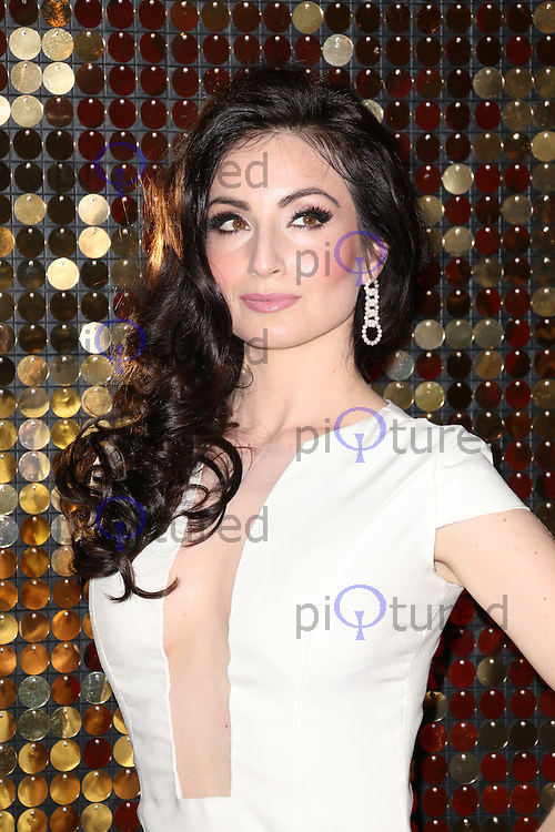 Rokhsaneh Ghawam-Shahidi, British Soap Awards, Hackney Empire, London UK, 24 May 2014, Photo by Richard Goldschmidt