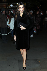 Elizabeth Hurley  arriving  at the English National Ballet Christmas party in  London, Thursday, 12th December 2013. Picture by Stephen Lock / i-Images