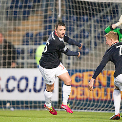 Falkirk 1 v 1 Morton, Scottish Championship