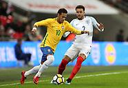 England v Brazil - 14 November 2017