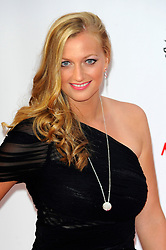Wimbledon Party<br /> Petra Kvitova attends the annual pre-Wimbledon party at Kensington Roof Gardens,<br /> London, United Kingdom<br /> Thursday, 20th June 2013<br /> Picture by Chris  Joseph / i-Images