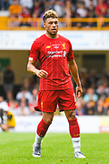 Alex Oxlade-Chamberlain of Liverpool (15) in action during the Pre-Season Friendly match between Bradford City and Liverpool at the Northern Commercials Stadium, Bradford, England on 14 July 2019.