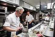 New York, NY - 27 May 2014. Chef Chip Smith, The Simone.