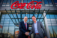 Jaap Wassink, Vice President & Country Director Coca-Cola European Partners Nederland Burgemeester A
