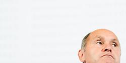 12.09.2016, Innenministerium, Wien, AUT, Bundesregierung, Pressekonferenz zur Bundespräsidentschaftswahl 2016, im Bild Bundesminister für Inneres Wolfgang Sobotka (ÖVP) // Austrian Minister of the Interior Wolfgang Sobotka during press conference due to the austrian presidential election 2016 at interior ministry in Vienna, Austria on 2016/09/12, EXPA Pictures © 2016, PhotoCredit: EXPA/ Michael Gruber