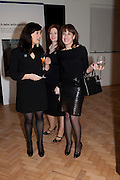 ALICE BAILEY; MADELEINE PERRIDGE; HALA SAFALDI Bonhams Auction house hosts festive drinks to preview the first phase of the reconstruction of its Mayfair Headquarters - due for completion in 2013.<br /> Bonhams, 101 New Bond Street, London, 19 December 2011.